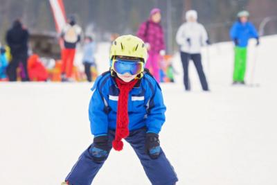 corso di sci principianti
