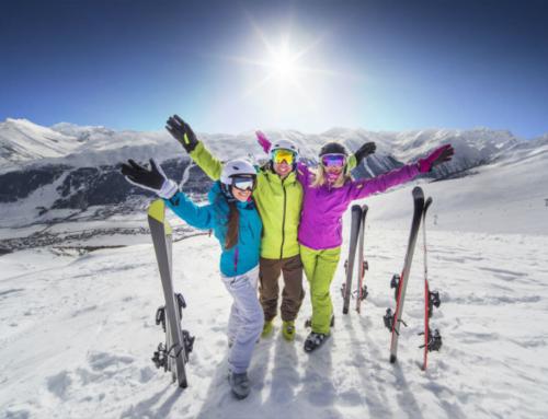 Corsi di sci sulle Dolomiti
