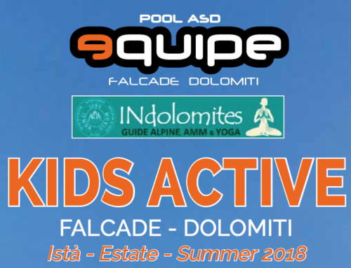 Kids Active ESTATE 2018
