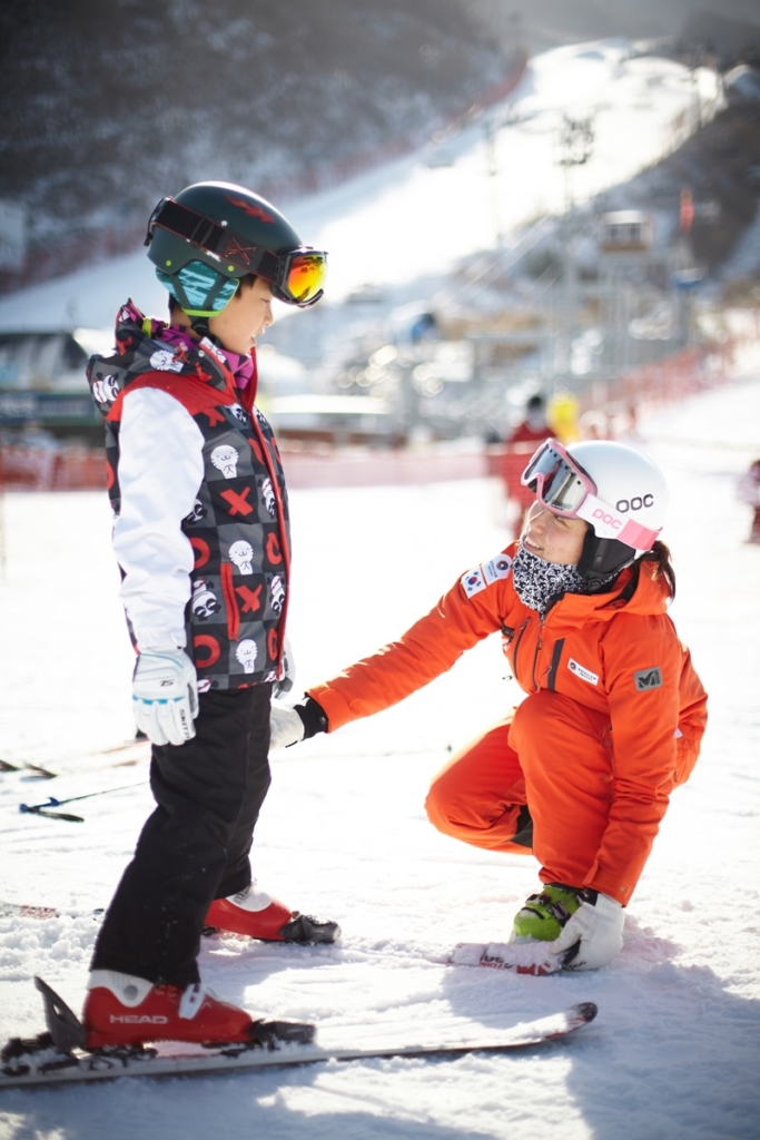 konjiam-resort-ski-school