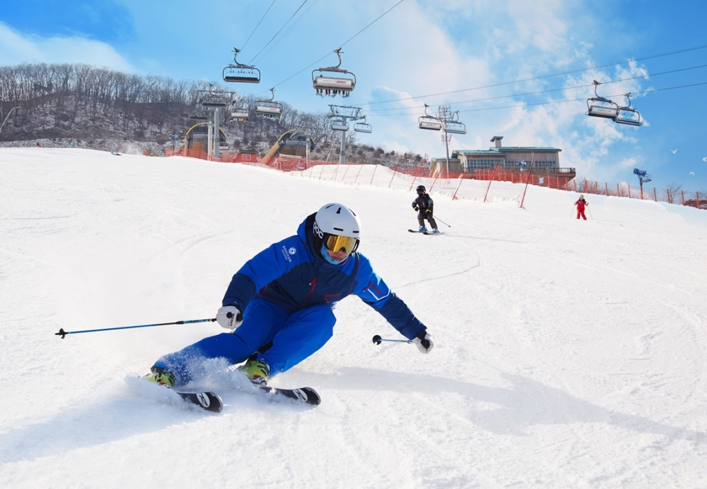 konjiam-ski-resort_skier