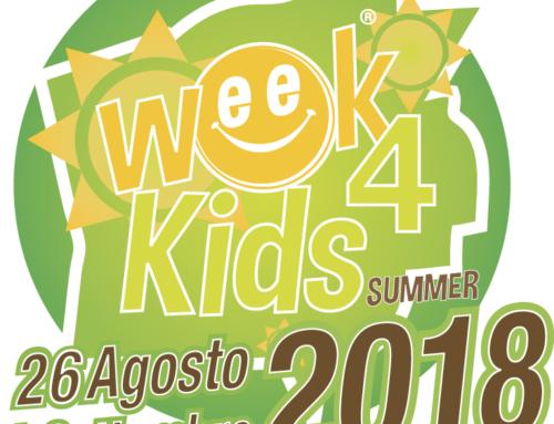 Week 4 Kids Summer 2018