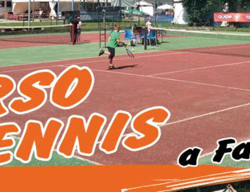 Corso Tennis a Falcade