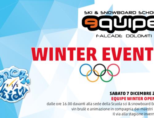 Eventi Inverno 2019/2020