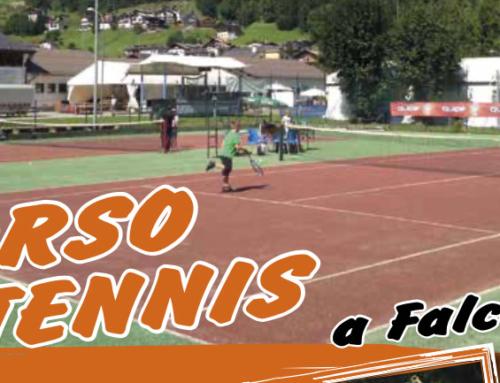 Corso di tennis a Falcade