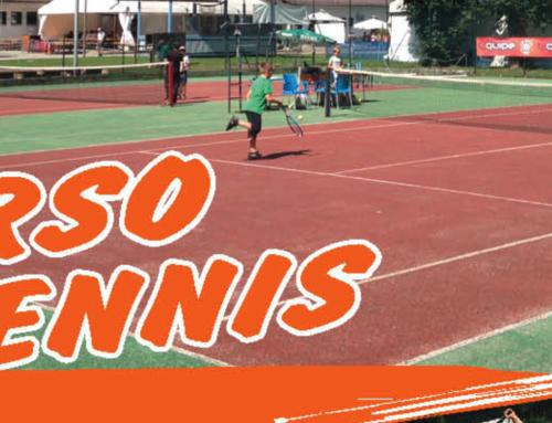 Corso di tennis – Summer 2021